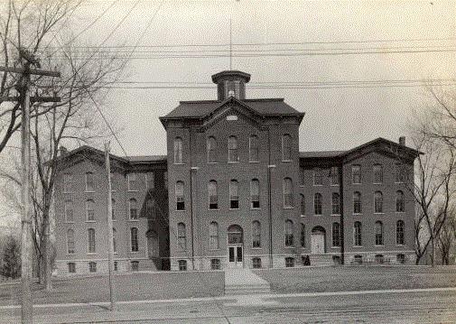 Old Main - William Penn University