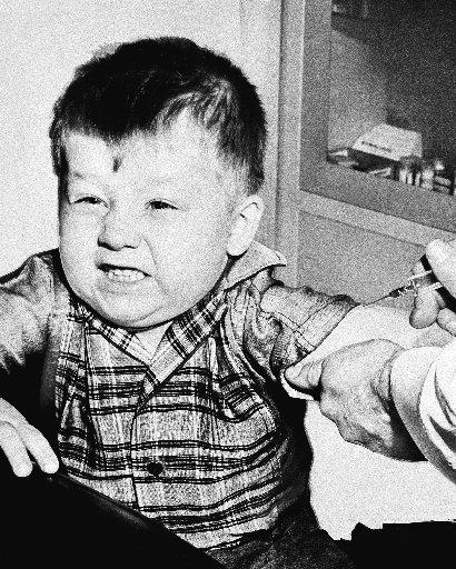 Polio Vaccine Shot