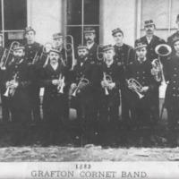Grafton Cornet Band - C.L Barnhouse Company Collection