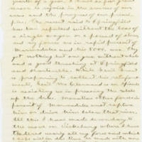 48. Gen. Samuel R. Curtis to Lincoln on civil and military matters in Missouri