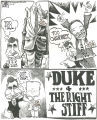 Duke & the right stuff