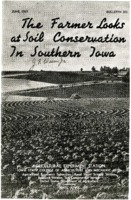 0108. The Farmer Looks at Soil Conservation in Southern Iowa 1939