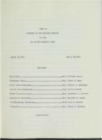 0138 Des Moines Women's Club Minutes 1972-1974
