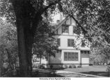 Alpha Chi Omega sorority house, Iowa City, Iowa, 1927