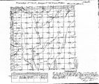 Iowa land survey map of t070n, r026w