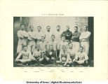 Football team, The University of Iowa, 1891