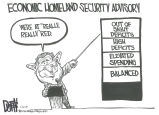 Economic Homeland Security advisory