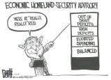Economic Homeland Security advisory