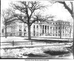 Macbride Hall, The University of Iowa, 1912