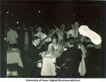 Couples at dance party, The University of Iowa, 1940s