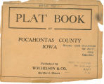 Plat book of Pocahontas County, Iowa