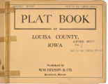 Plat book of Louisa County, Iowa