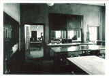 North Hall kitchen, The University of Iowa, 1920s