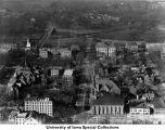 Jefferson Street, Iowa City, Iowa, 1923