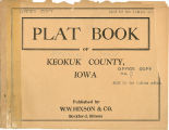 Plat book of Keokuk County, Iowa