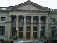 Dubuque Public Library, Dubuque, Iowa