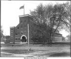 Old Armory, The University of Iowa, 1907