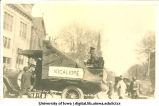 Mecca Day parade, The University of Iowa, 1918