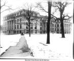 Macbride Hall, The University of Iowa, March 21, 1912