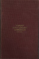 08. Eighth Report of the Iowa Library Commission