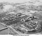 Westlawn, Field House/Armory, University Hospital, Iowa City, Iowa, 1945