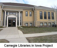 Manchester Public Library, Manchester, Iowa