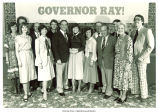 Committee for Gov. Ray campaign staff, September 1, 1978