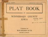 Plat book of Winnebago County, Iowa