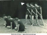 Dancers, The University of Iowa, 1938