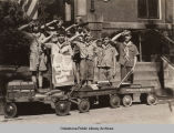Oskaloosa Kids Reading Crusade, circa 1950; Mahaska County; Iowa