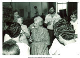 Mary Louise Smith at Taft Institute Seminar, Iowa City, Iowa, May 1979
