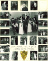 LULAC 10th Annual Fiesta Queen Dance, Davenport, Iowa, September 7, 1968