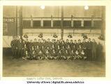 Women's rifle club, The University of Iowa, 1930s