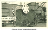 University of Iowa homecoming floats, 1917
