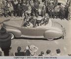 Drake Relays Parade, 1940, Merle Lindsten