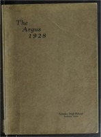 1928 Ankeny High School Yearbook