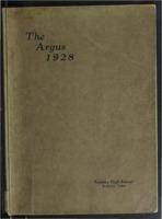 1928 Ankeny High School Yearbook