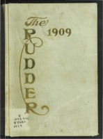 1909 Buena Vista University Yearbook