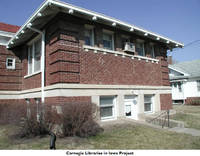 Sigourney Public Library, Sigourney, Iowa