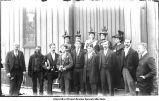 Trinity Church Choir, Iowa City, Iowa, 1900s