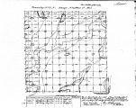 Iowa land survey map of t071n, r035w