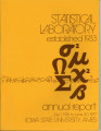 Statistical Laboratory Annual Report, July 1, 1976 to June 30, 1977