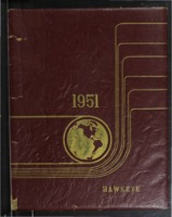 1951 Ankeny High School Yearbook