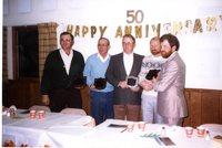 Rural Urban Banquet, 1985