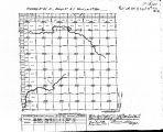 Iowa land survey map of t097n, r041w