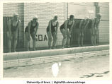 Swimmers, The University of Iowa, 1937