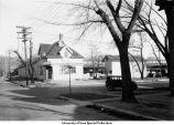 Hawkeye Lumber, Iowa City, Iowa, ca. 1925