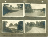 Street views near Children's Hospital, the University of Iowa, 1916