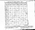 Iowa land survey map of t088n, r047w