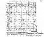 Iowa land survey map of t069n, r025w
